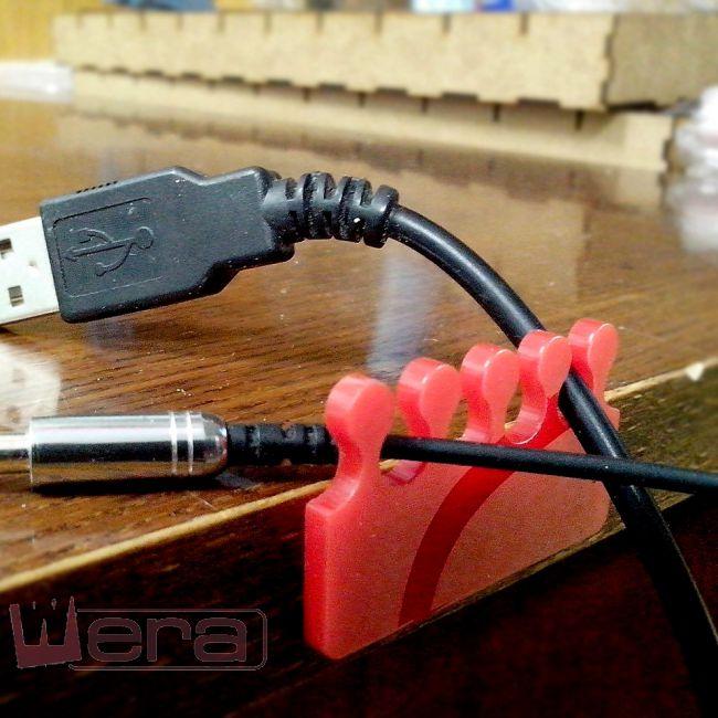 Как сделать держатель для провода мыши своими руками 73